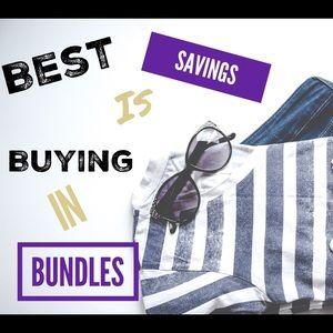Bundles save $$ on shipping
